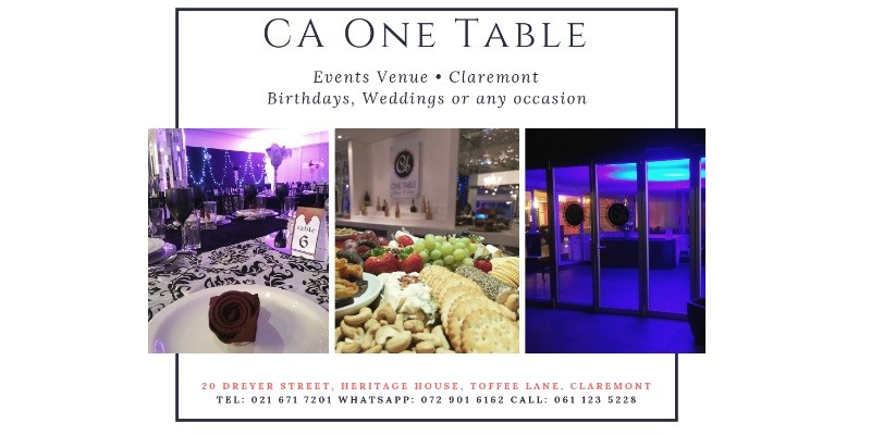 ca-one-table-1